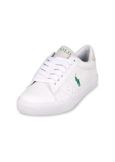 Ralph Lauren Boy's Theron Low-Top Sneakers