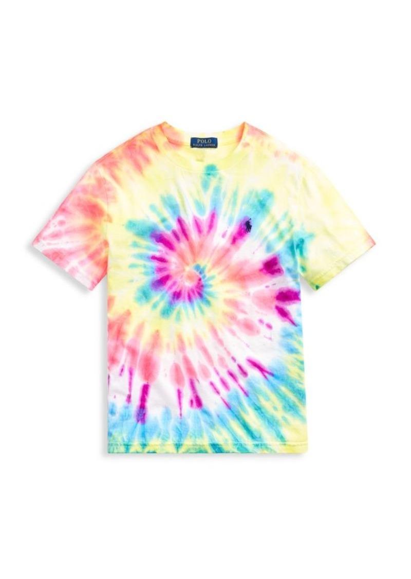 Boy's Tie-Dye T-Shirt