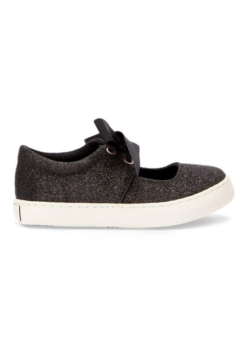 Ralph Lauren Braylon Glitter Sneaker