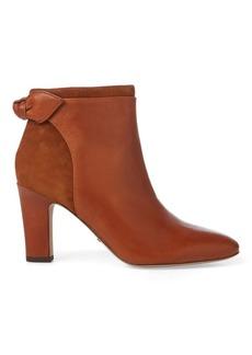 Ralph Lauren Breanne Leather Bootie
