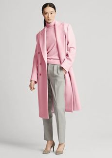 Ralph Lauren Brendan Wool Coat