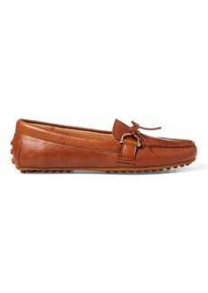 Ralph Lauren Briley Leather Loafer