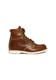 Ralph Lauren Brunel Leather Work Boot