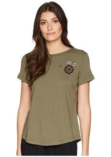 Ralph Lauren Bullion-Crest Jersey T-Shirt