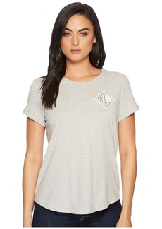 Ralph Lauren Bullion-Embroidered Jersey T-Shirt