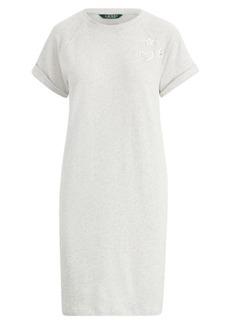 Ralph Lauren Bullion-Patch Cotton Dress