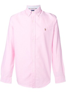 Ralph Lauren button-down logo shirt