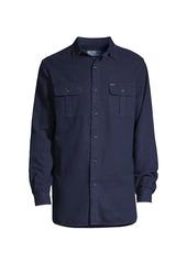 Ralph Lauren Polo Button-Down Sport Shirt