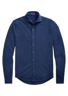 Ralph Lauren Button-Front Shirt