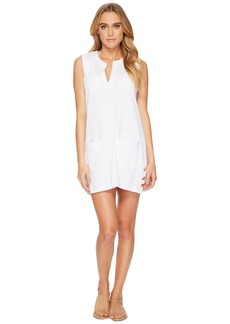 Ralph Lauren Button Tunic Cover-Up