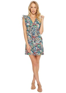 Ralph Lauren Cabana Paisley Farrah Dress Cover-Up