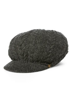 Ralph Lauren Cable Fisherman Cap