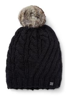 Ralph Lauren Cable-Knit Hat