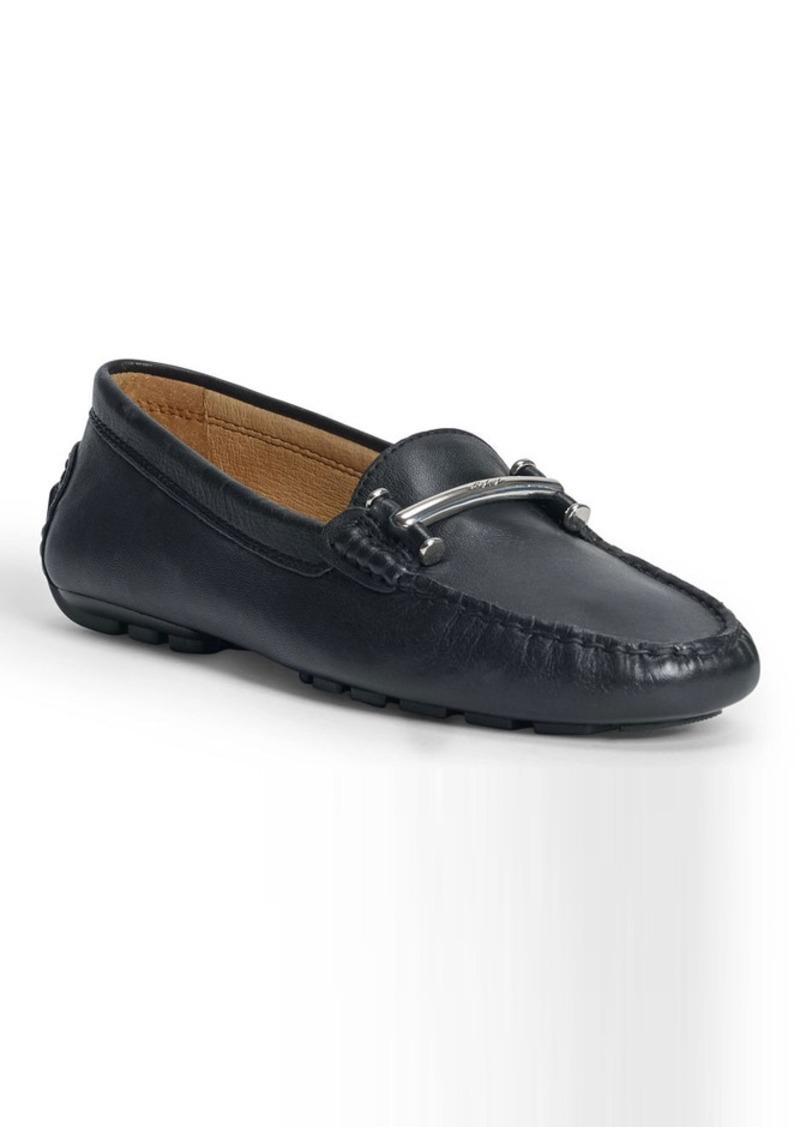 Ralph Lauren Caliana Leather Loafer