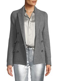 Ralph Lauren Camden Double-Breasted Cashmere Jacket (Unconstructed)