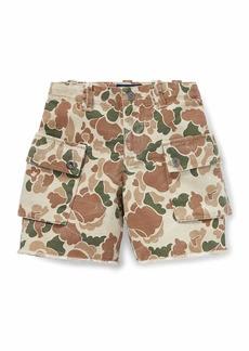 Ralph Lauren Camo Cargo Shorts  Size 2-4