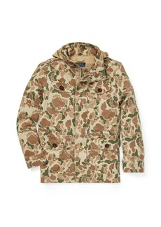 Ralph Lauren Camo Chino Field Jacket