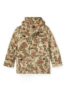 Ralph Lauren Camo Chino Field Jacket