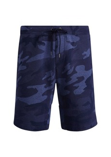 Ralph Lauren Camo Cotton-Blend Short