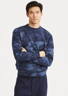 Ralph Lauren Camo Cotton-Blend Sweatshirt