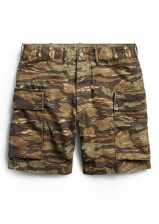 Ralph Lauren Camo Cotton Cargo Short