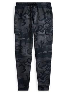 Ralph Lauren Camo Double-Knit Jogger