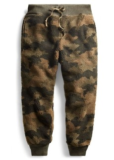 Ralph Lauren Camo Fleece Sweatpant