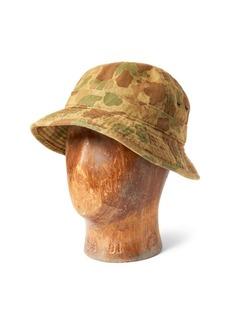Ralph Lauren Camo Herringbone Deck Hat