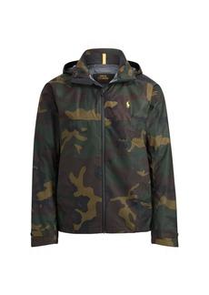 Ralph Lauren Camo Waterproof Jacket