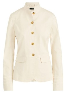 Ralph Lauren Canvas Officer's Jacket