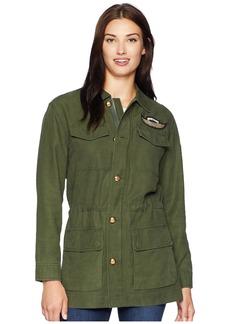 Ralph Lauren Canvas Utility Jacket