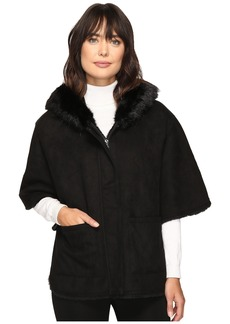Ralph Lauren Cape Shearling