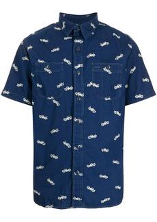 Ralph Lauren car-pattern shirt