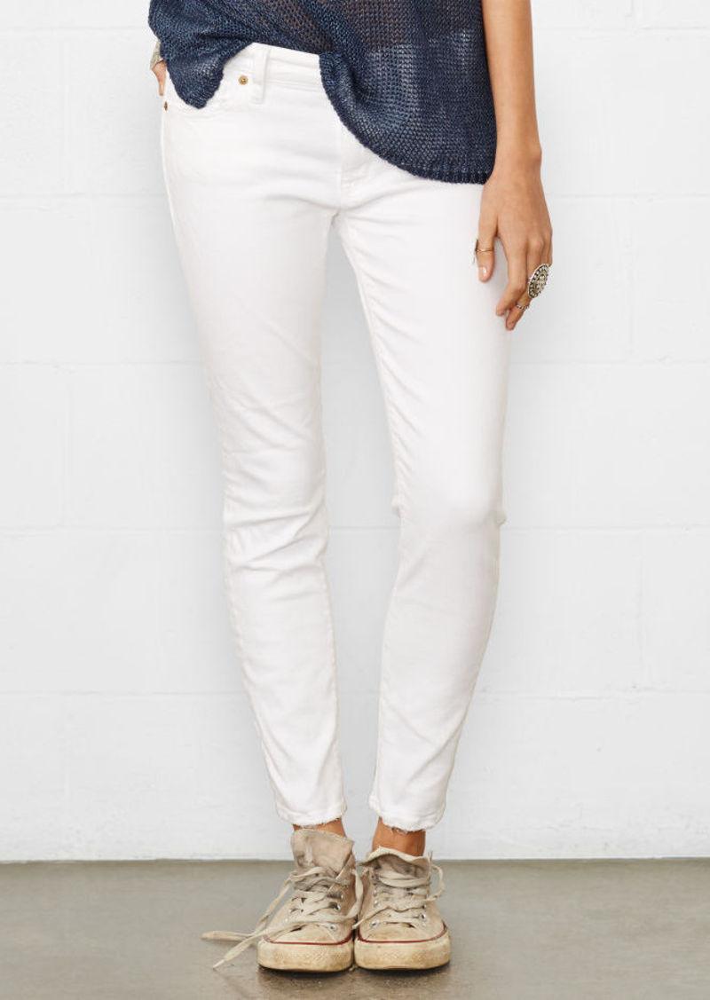 Ralph Lauren Carmen Cropped Skinny Jean