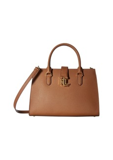 Ralph Lauren Carrington Brigitte II Satchel