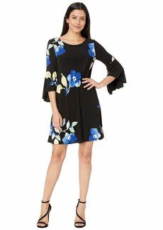 Ralph Lauren Casa Loma Matte Jersey Tycenda Dress