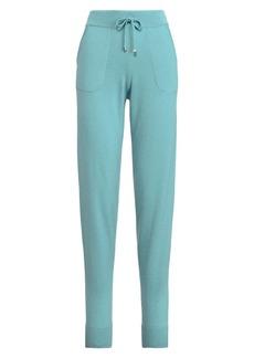 Ralph Lauren Cashmere-Blend Jogging Pants