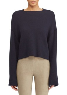 Ralph Lauren Cashmere Cropped Sweater