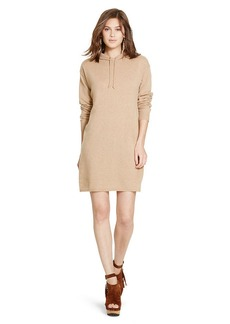 Cashmere Hooded Dress