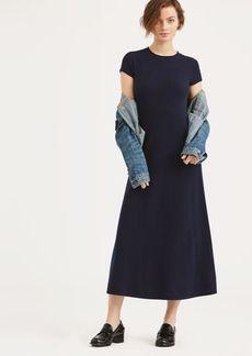 Ralph Lauren Cashmere Midi Dress