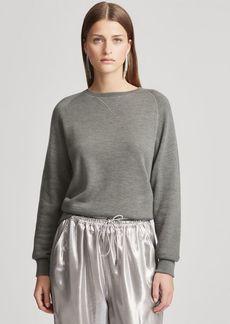Ralph Lauren Cashmere Pullover Sweatshirt