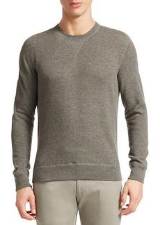Ralph Lauren Cashmere Sweatshirt