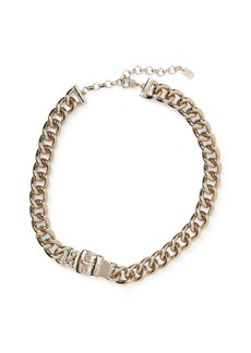 Ralph Lauren Chain-Link Collar Necklace
