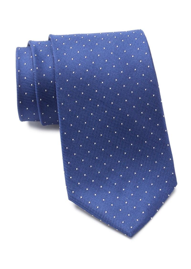 Ralph Lauren Chairman Dot Silk Tie