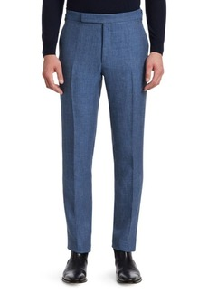 Ralph Lauren Chambray Flat Front Pants