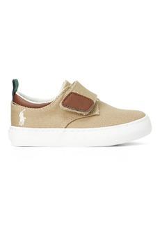 Ralph Lauren Charter Canvas EZ Sneaker