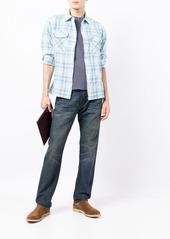Ralph Lauren check-print shirt