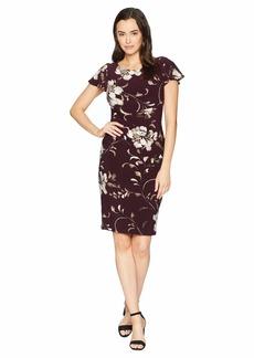 Ralph Lauren Chelsea Rigley Floral Dress