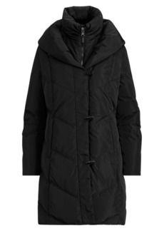 Ralph Lauren Chevron-Quilted Down Jacket