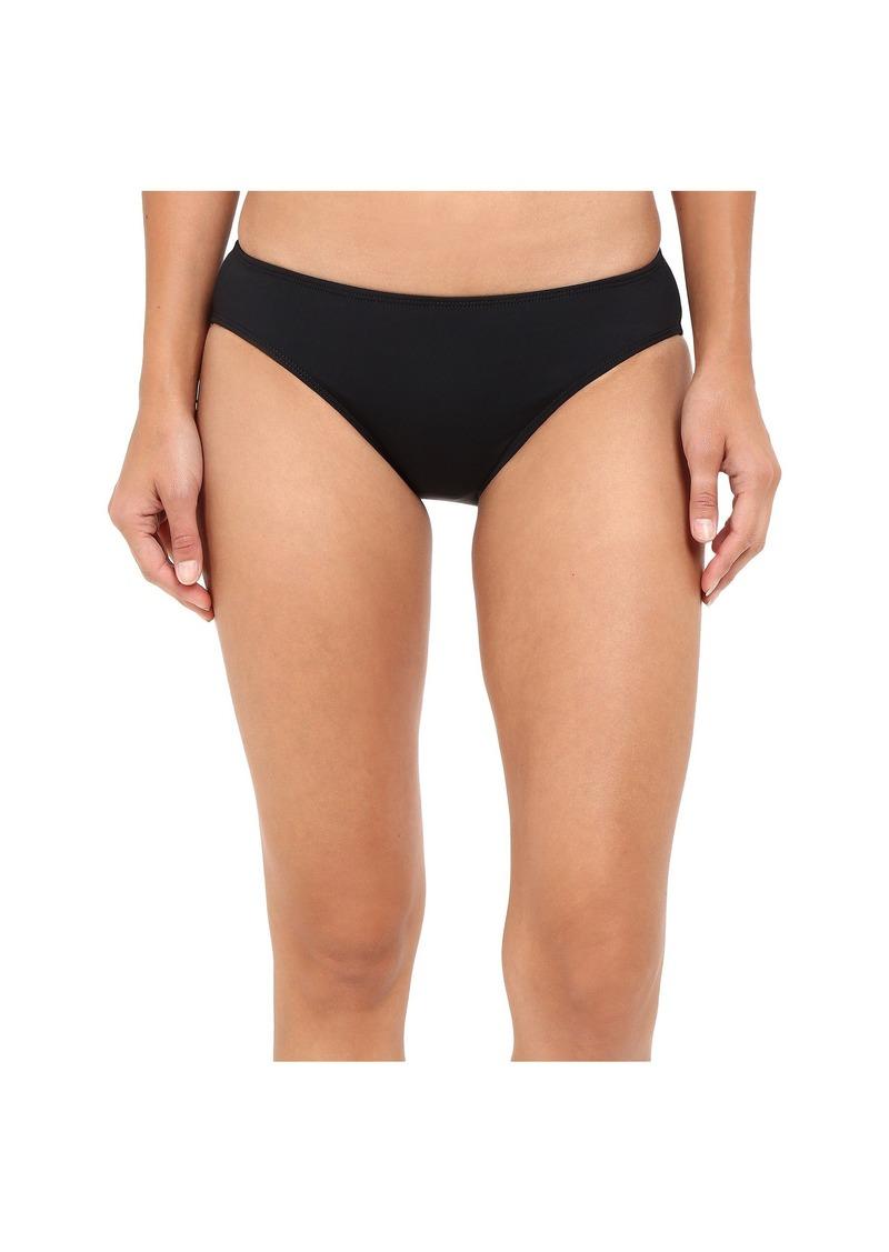 Ralph Lauren Chevron Solid Hipster Bottom